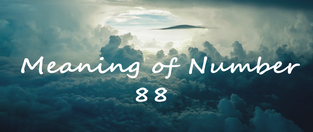 Angel Number 88 Meaning