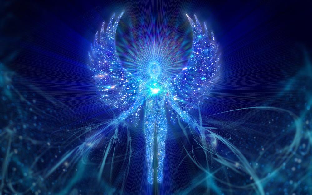 what is angel aura