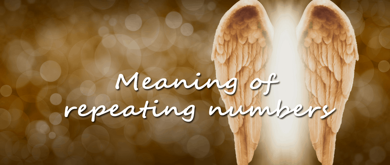 seeing repeating numbers meaning