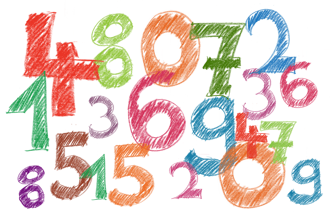 Esotericism symbols of numbers
