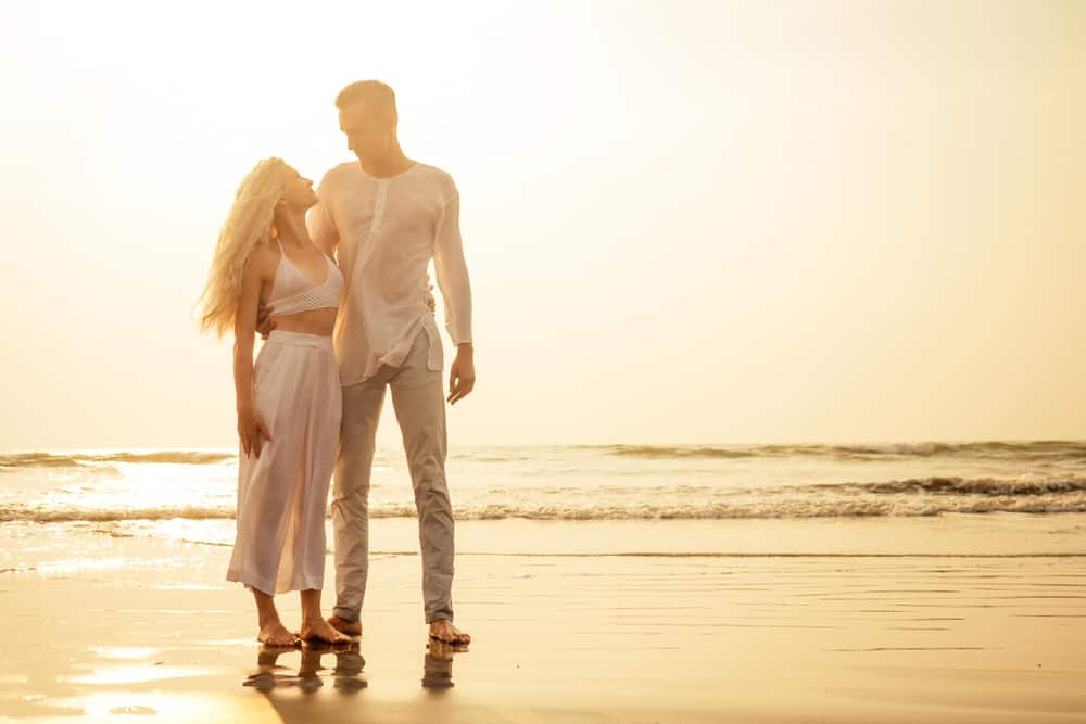 spiritual connection with your partner
