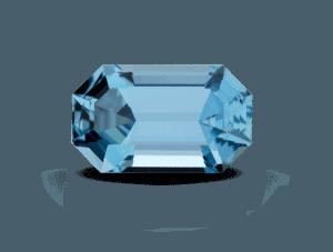 Birthstone for March Aquamarine